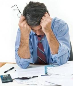 banker distressed