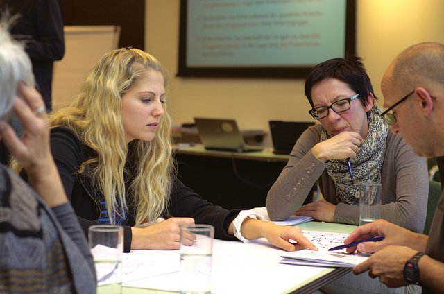 brainstorm meeting